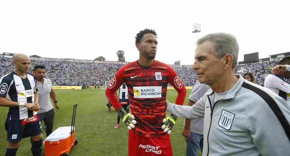 La despedida de Pedro Gallese a todos los miembros de Alianza Lima. (Foto: GEC)