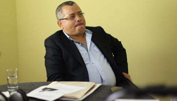 Rodolfo Orellana cumple hoy 105 días prófugo de la justicia. (Fidel Carrillo)