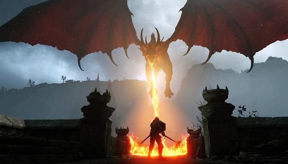 Demon's Souls, saldrá a la venta en exclusiva para PlayStation 5.