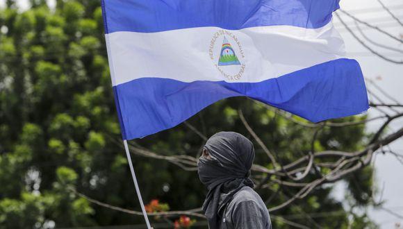 Nicaragua se encuentra sumida en crisis debido a las protestas en contra del gobierno de Daniel Ortega. (Foto: AFP)