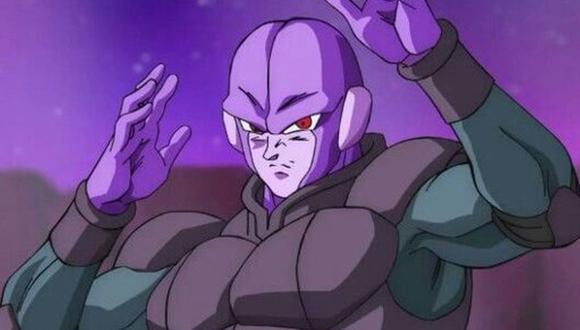"""Hit y su Salto temporal estuvieron cerca de acabar con Gokú en """"Dragon Ball Super"""" (Foto: Toei Animation)"""