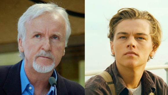 Un pariente del 'Jack' real de 'Titanic' denunció a James Cameron por US $ 300 millones (Composición)