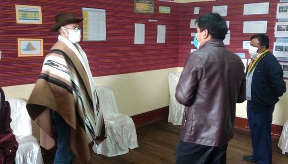 Huancavelica: Minsa afirma que hay solo una persona hospitalizada con COVID-19 (Foto difusión).