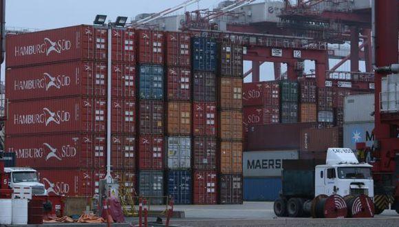 Exportaciones se desaceleran. (Rafael Cornejo)