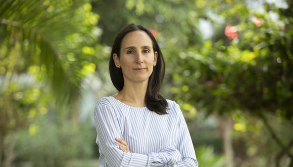 Camila Bozzo, abogada, catedrática y columnista de Perú21.