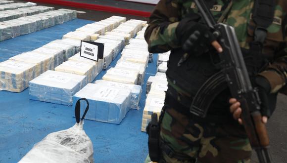 Puno: ordenan 9 meses de prisión preventiva para mujeres que transportaban drogas en Juliaca (Foto referencial: GEC)