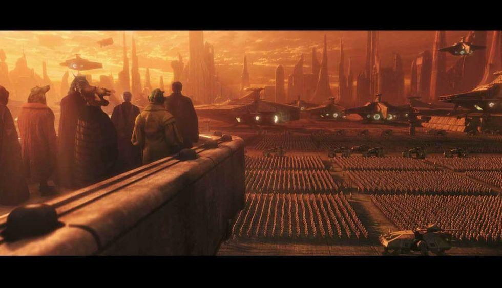 El Emperador Palpatine, conoce su historia completa con imágenes (Foto: Star Wars)