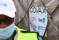México recibirá 5,53 millones de dosis de plataforma COVAX entre abril y mayo