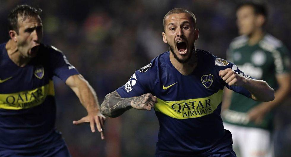 Boca Juniors rechaza oferta por Darío Benedetto desde Francia. (Foto: AFP)