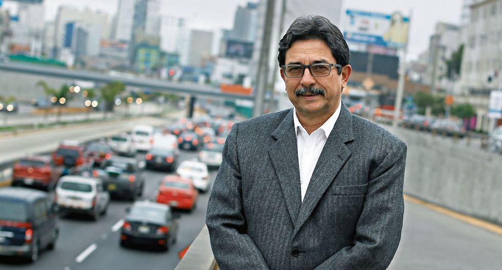 Enrique Cornejo. Candidato a Lima por Democracia Directa. (Perú21)