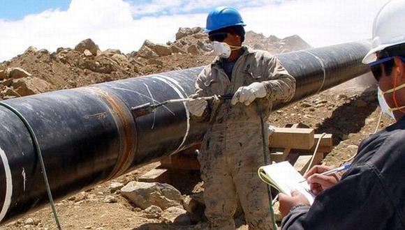 Zona sur espera el gas natural. (Difusión)