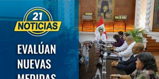 COVID-19 : Presidente Vizcarra se reúne con Consejo de Estado