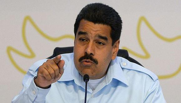 Maduro asegura que recursos del aumento irán a programas sociales. (AFP)