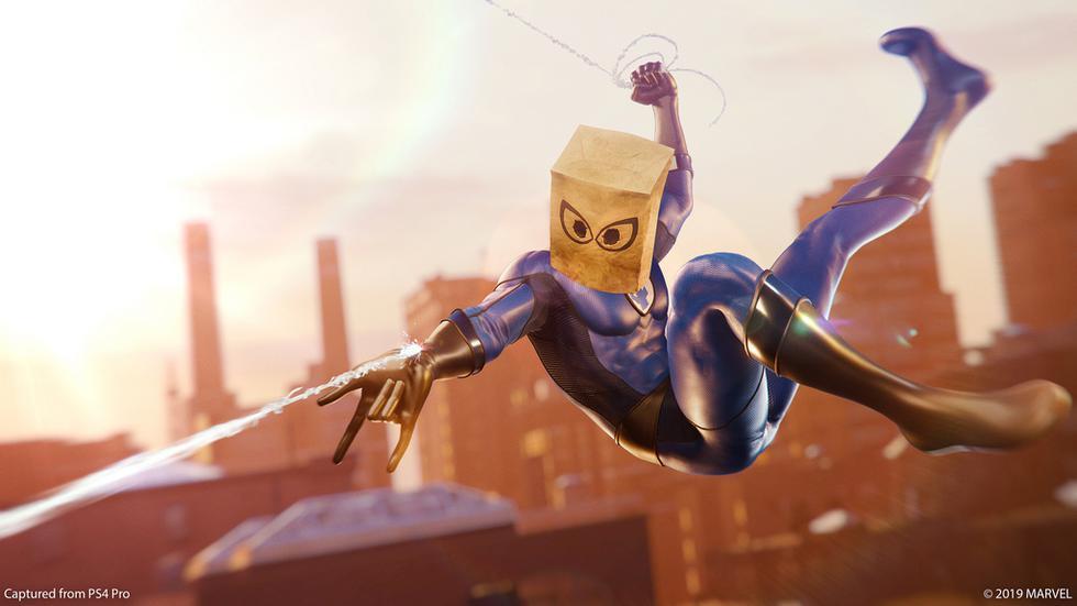 Dos trajes llegarán como añadidos a 'Marvel's Spider-Man' el día de hoy con la actualización 1.14.