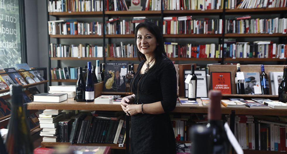 La escritora cusqueña Karina Pacheco estará en el Hay Festival Arequipa.