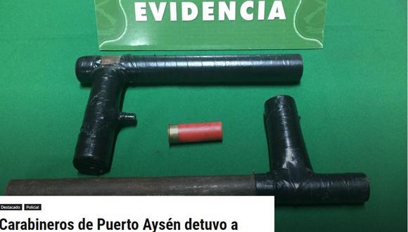 Esta incautación se hizo en Chile, no en Perú.