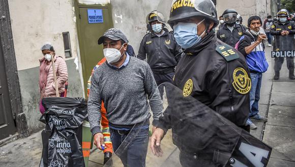 El mercado laboral peruano fue uno de los más afectados de la región por la pandemia del COVID-19 en segundo trimestre de 2020, según la OIT. (Foto: AFP)