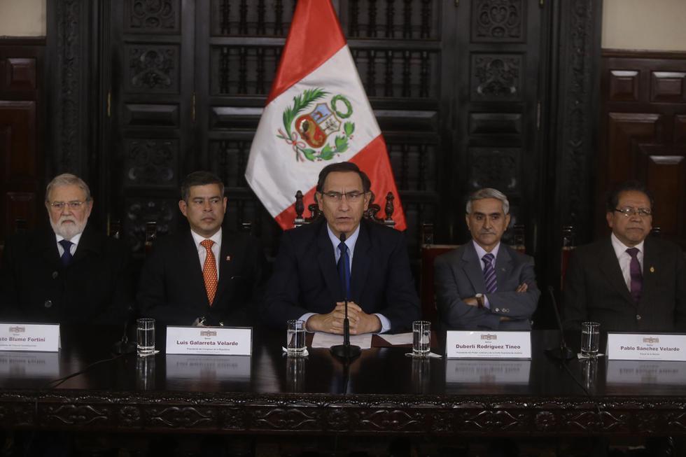 Piden remoción de miembros del CNM implicados en audios. (Perú21)