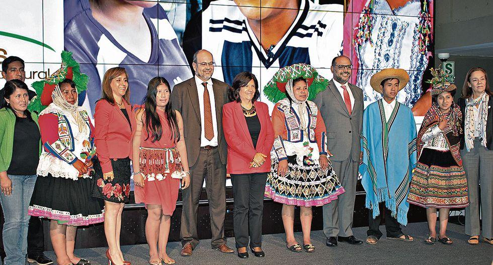 En lenguas originarias. Jóvenes de Ayacucho, Cusco, Amazonas y Piura expresaron su compromiso. (Unesco)