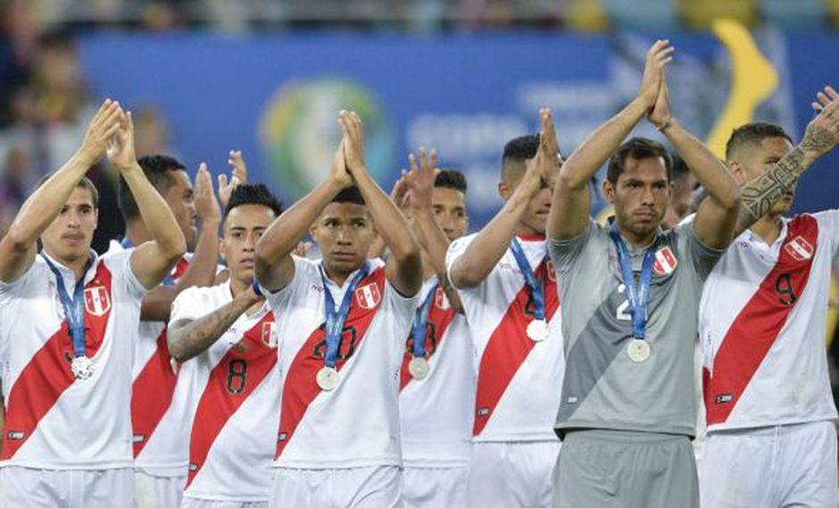 Perú cayó 3-1 ante Brasil este domingo en el estadio Maracaná. (Foto: AFP)