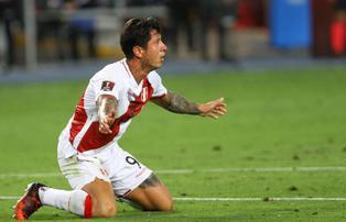 Gianluca Lapadula: ¿Cómo fue la semana del delantero en la selección peruana?