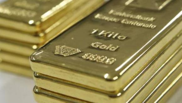 El precio del oro registra pérdidas de aproximadamente 12% desde abril de este año. (Foto: Reuters)