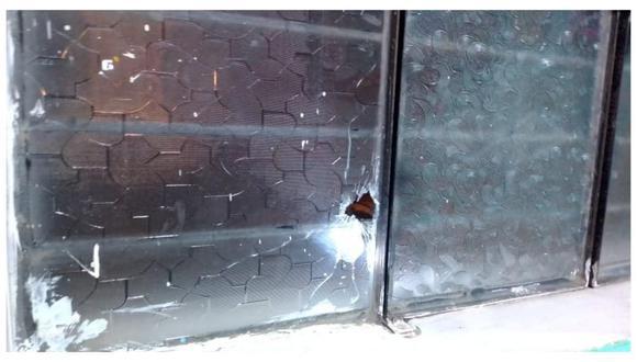 La Libertad: Extorsionadores exigen cupo a comerciante y balean ventana de su vivienda