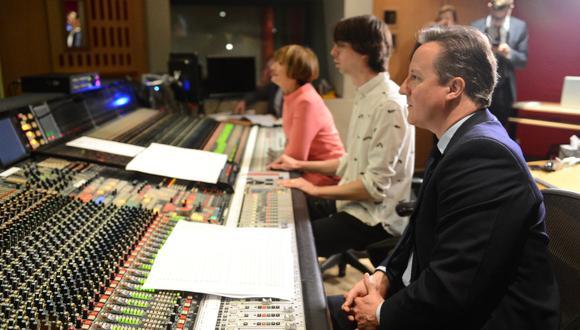 Abbey Road Studios reabre luego de diez semanas tras cerrar por primera vez en su historia. (AFP).