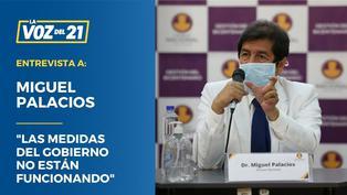 Miguel Palacios afirma que el Gobierno no escucha las propuestas que su institución propone