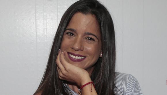 Vanessa Terkes postula al Congreso por Lima con el número 7 con Alianza para el Progreso. (Foto: GEC)