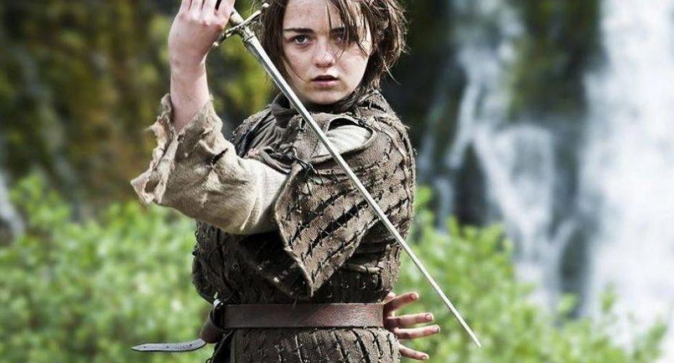 La popular Maisie Williams participará en el proyecto animado llamado gen: LOCK.  (FOTO: HBO)