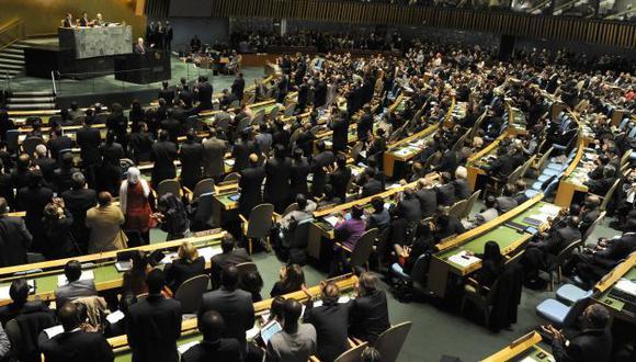 Propuesta será presentada antes de fin de año en la ONU. (EFE)