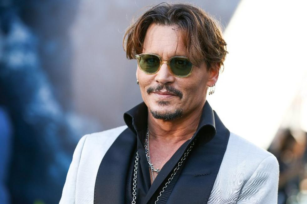 Johnny Depp (AFP)