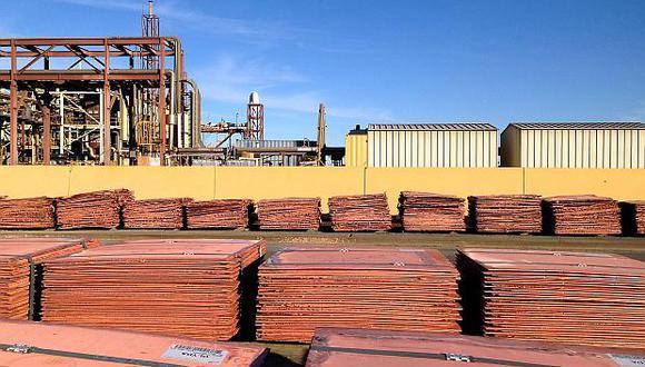 Los residentes de Fuerabamba mantienen bloqueada hace casi dos meses la carretera que usa MMG para transportar cobre. (Foto: Reuters)