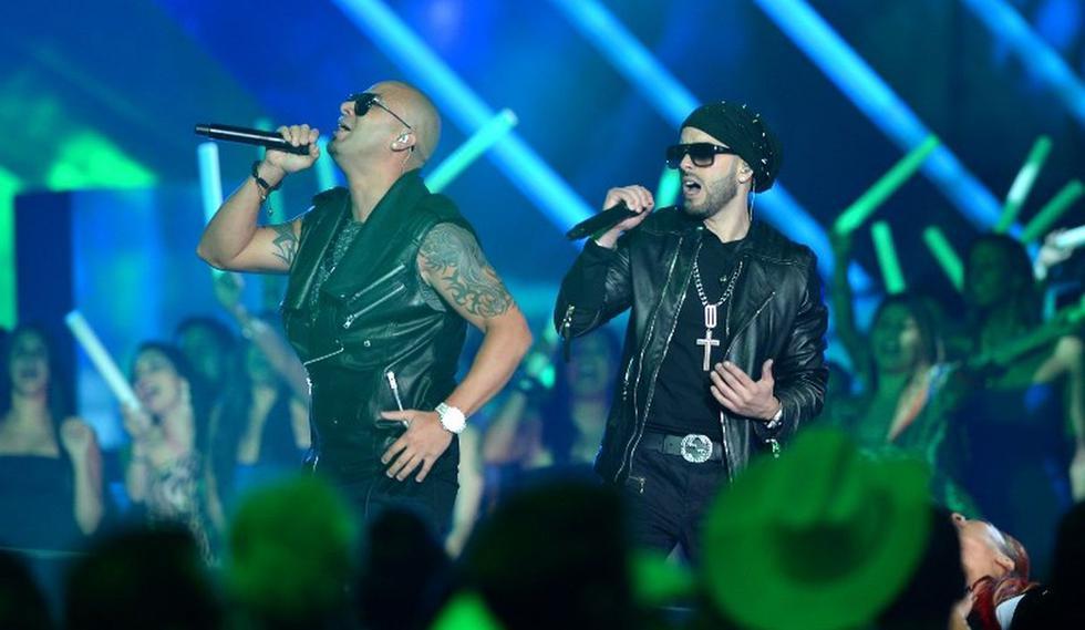 El dúo volverá a cantar juntos luego de seis años. (Foto: AFP)