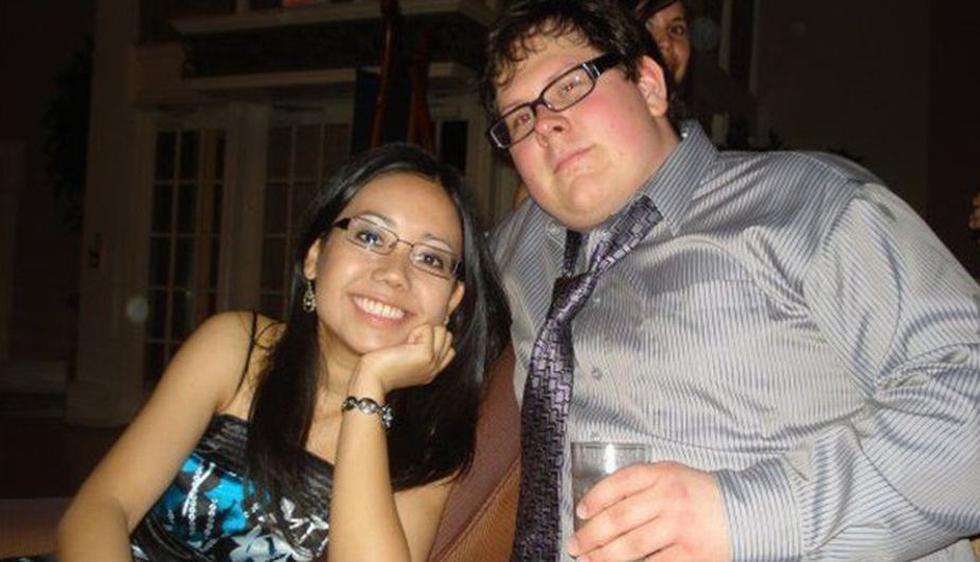 John Janetzko llegó a pesar 121 kilos durante su adolescencia. Reveló que siempre esperaba que su novia consiga alguien mejor que él. (John Janetzko)