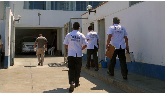 Dos adolescentes fueron acribilladas en el distrito de El Porvenir, en Trujillo.