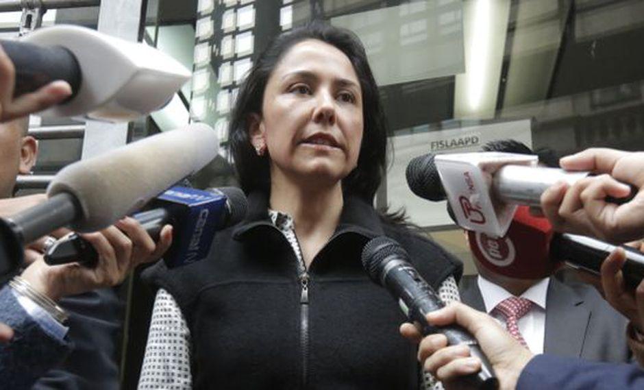 Nadine Heredia afirma que el nacionalismo rindió cuentas de su financiamiento electoral ante la ONPE