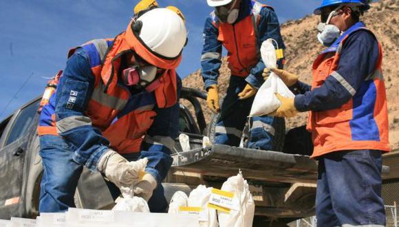 Sector minero se fortalecerá. (USI)