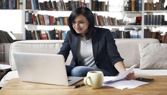 El cambio de modalidad de trabajo se debe confirmar por escrito entre ambas partes. (MTPE)