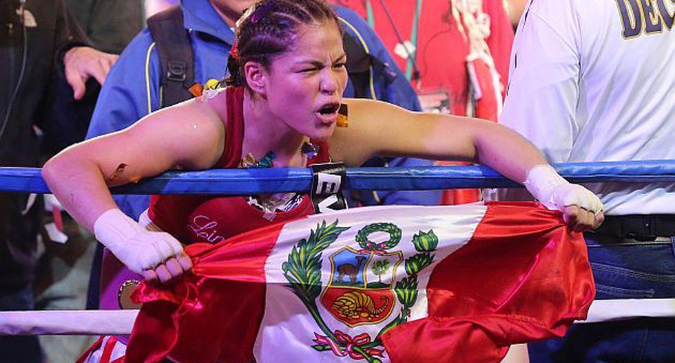 Linda Lecca defenderá su título de peso supermosca contra venezolana Carolina Álvarez. (USI)