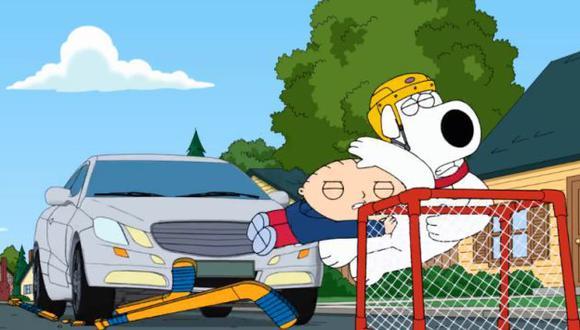 Brian Griffin volvió a la vida en 'Family Guy' gracias a Stewie. (Internet)