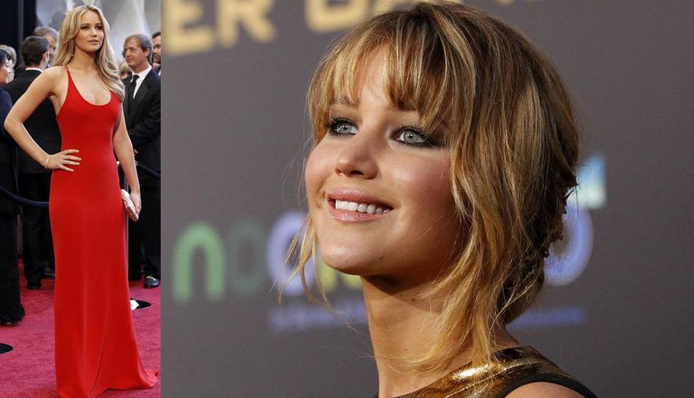 El primer lugar lo ocupa la actriz Jennifer Lawrence, quien protagonizó la película 'Los juegos del hambre'. (Reuters)