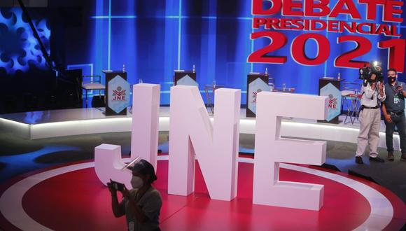 JNE ha planteado realizar 4 debates que incluyen a vicepresidentes y equipos técnicos (GEC).