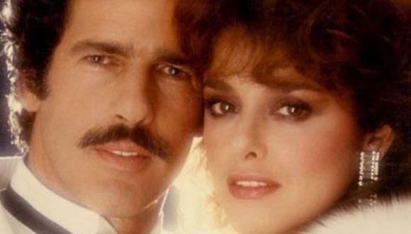 Durante la entrevista, Lucía y Andrés tocaron otros temas. Ambos recordaron lo que vivieron cuando protagonizaron la telenovela de 1985, Tú o nadie (Foto: televisa)