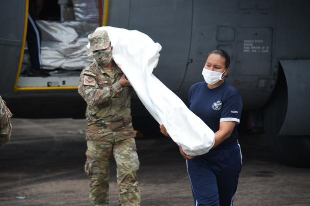 Ayuda Humanitaria (Foto: Goremad)