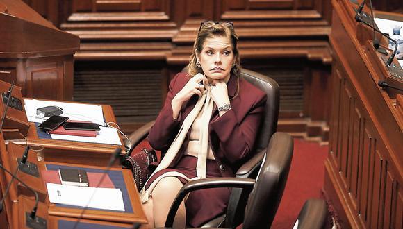 Mercedes Aráoz busca una nueva reunión con bancadas (USI)