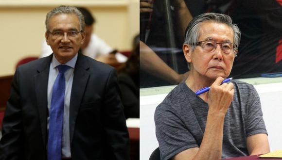 Aguinaga y los hijos de Fujimori están a la expectativa del indulto. (USI)