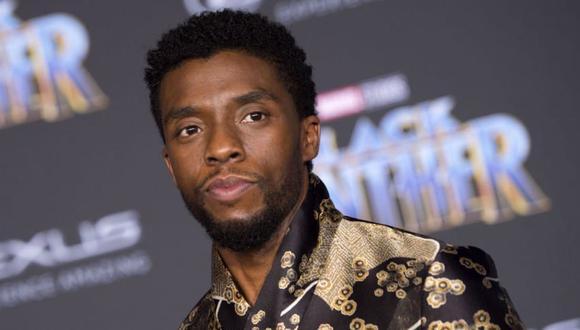 Chadwick Boseman gana un premio póstumo en los SAG Awards 2021 y avanza con paso firme a los Oscar. (Foto: AFP)