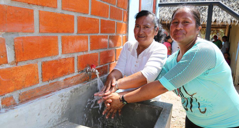 Son 10 proyectos de agua potable y saneamiento. (Foto: MVCS)